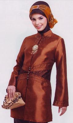 Foto Baju Muslim terbaru 2012