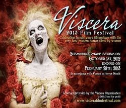 Deep Midnight Perfumes is a proud Sponsor of the Viscera Film Fesival