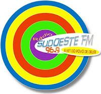 ouvir a Rádio Sudoeste FM 96,9 São Pedro da Aldeia RJ