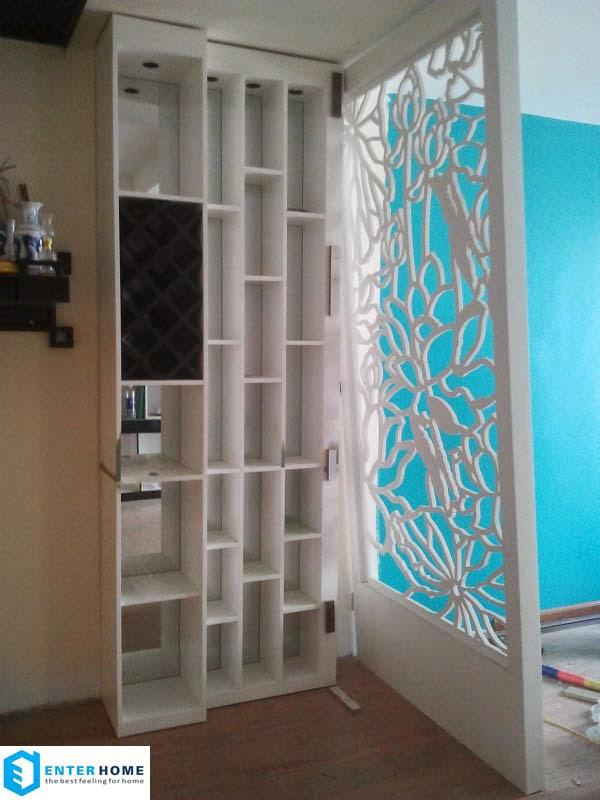 Thiết kế thi công nọi thất nhà anh Thắng P2405 - R5 - Royall City ảnh 16