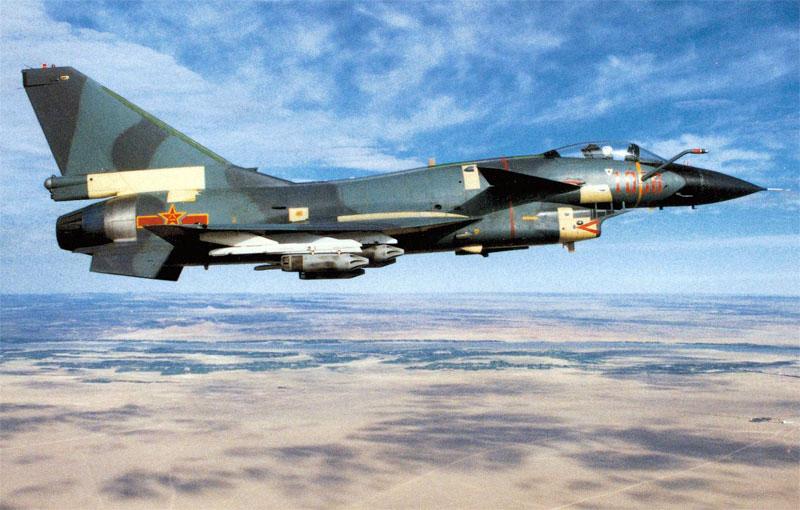 Fighter Jet: Chengdu J-10b