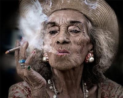 Женщина постарше... (18 аргументов