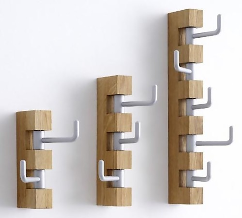 Funky Coat Hangers 15 cool coat hangers and modern clothes hanger designs.