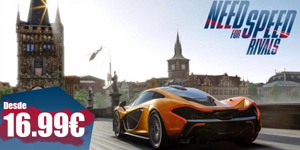 need for speed rivals barato imagen