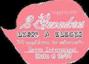 http://yourhappinesslife.blogspot.com.es/2014/08/2-sorteo-300-seguidores-1er-aniversario.html?showComment=1407502837963#c6554971817444468761