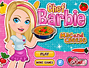 Chef Barbie Mac and Cheese