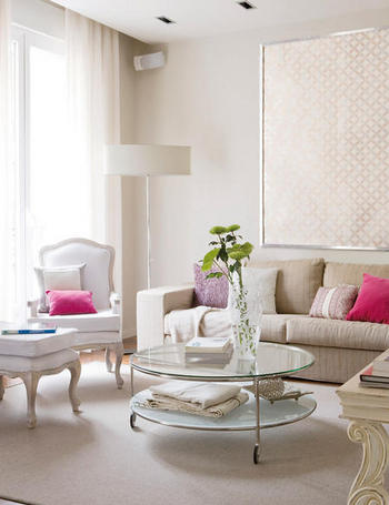 Trendy home decora tu casa sal n - Casa diez salones ...