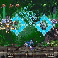 532a2da0 Chore conosco ao ver essas screens de Megaman X4 para celulares japoneses