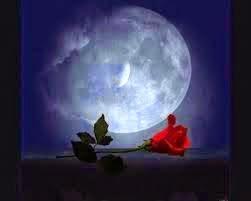 La luna llena ilumina este Blog