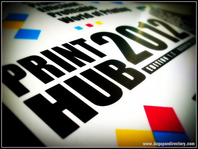 Print Hub 2012 - Dagupan City