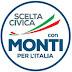 Scelta civica con Monti per l'Italia i sondaggi elettorali della settimana