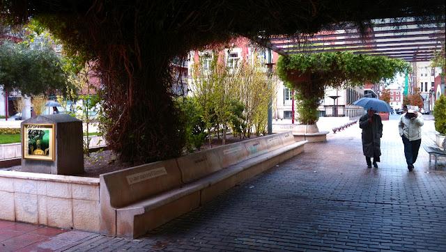Plaza Abilio Calderón, 2012 cc Abbé Nozal