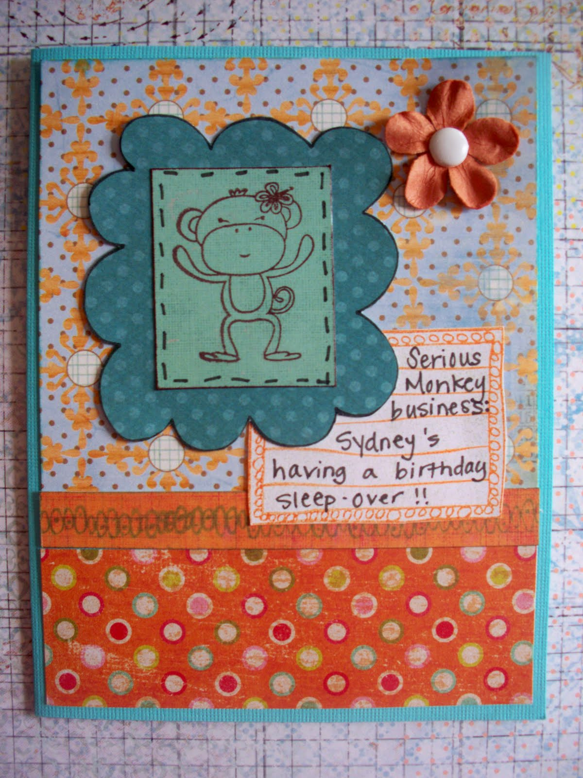 SewPaperPaint: Tips on Making Handmade Birthday Party Invitation ...