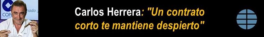 ENTREVISTA A CARLOS HERRERA EN EL MUNDO