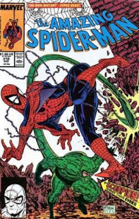 The Amazing Spider-Man #318 - Comic of the Day