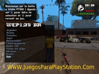 Grand Theft Auto: San Andreas: Tropa De Elite Iso Ps2 Ntsc www.juegosparaplaystation.com