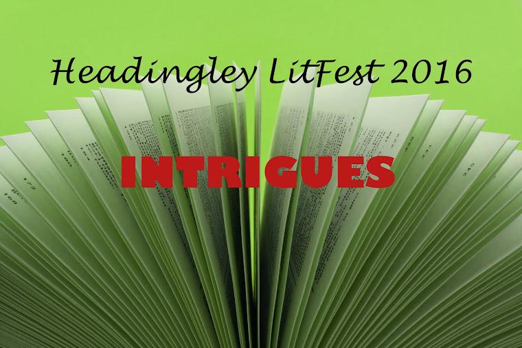 Headingley LitFest - 2016 Programme