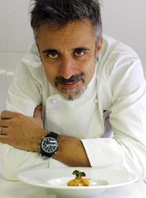Cocina creativa sergi arola gastro madrid el - Restaurante sergi arola en madrid ...