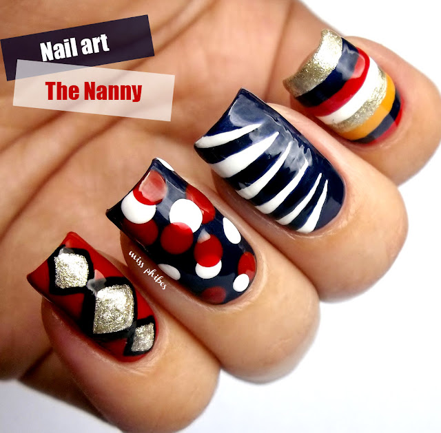 Nail Art The Nanny