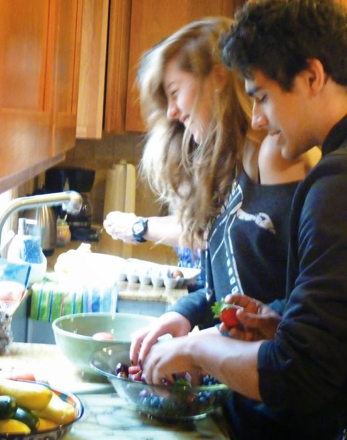 teen cookbooks