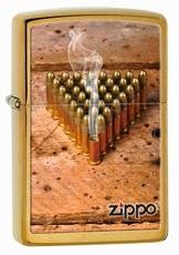 zippo peluru