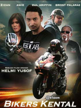 Bikers Kental Bro Nampak Motor Gua