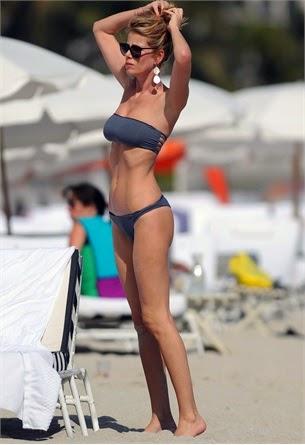 Celebrities Bikini Bodies 2014 Italian vs. Worldwide