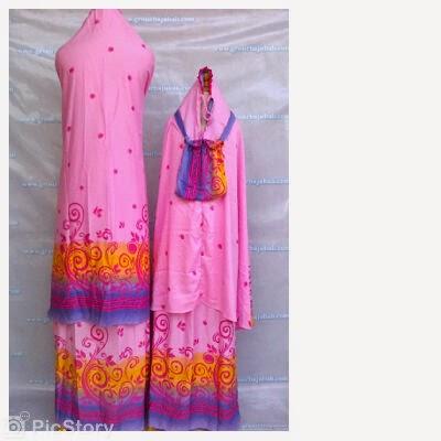 Mukena Bali Couple : MBC-072