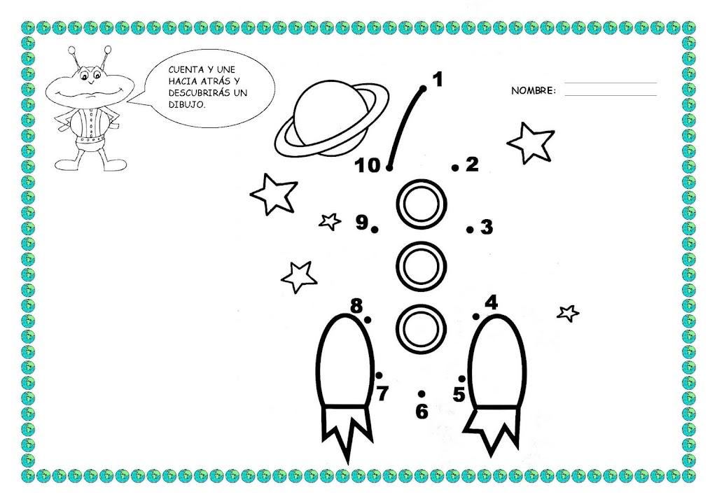 Bonito Hojas De Trabajo De Matemáticas De Cohetes Foto - hojas de ...