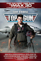 top gun 3d tom cruise poster