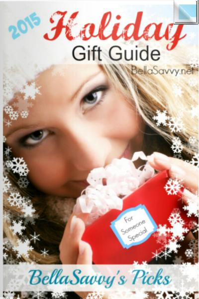 Genesis 950 is featured in Bella Savvy's 2015 Holiday Gift Guide