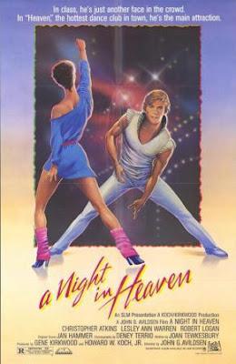 Película A night in heaven