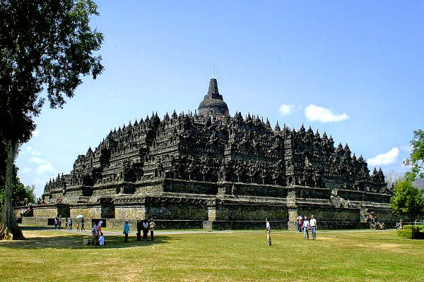 favorite places at Borobudur
