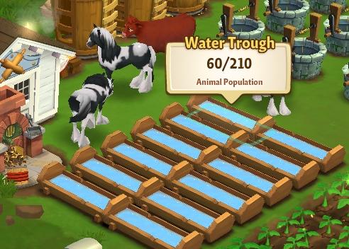 Farmville 2 Tricks : Farmville 2 Water Tough Trick