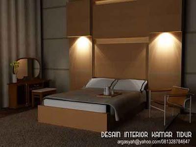 Desain Interior Kamar Tidur Utama 04