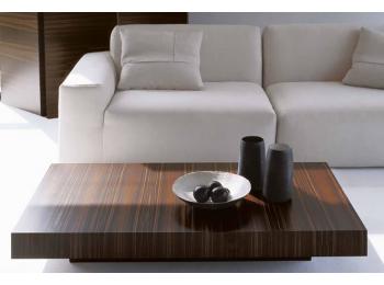 imagenes de muebles en madera modernos - Repisas de madera y modernas para la pared