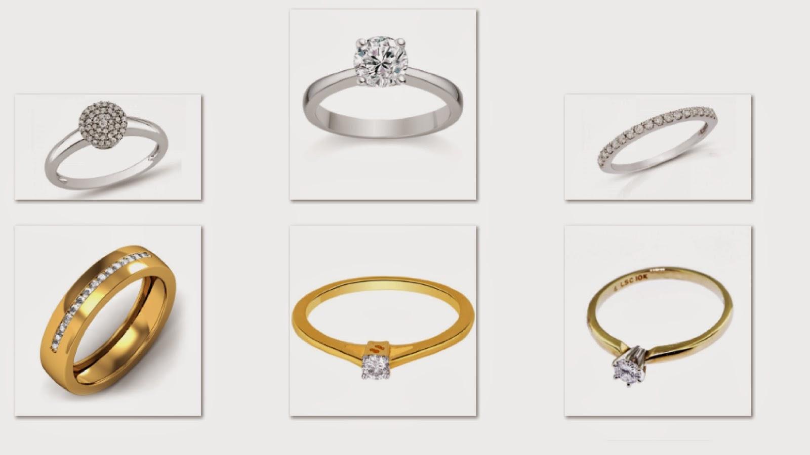 Cómo elegir el PERFECTO anillo de compromiso Glamour - imagenes anillos de compromiso precios