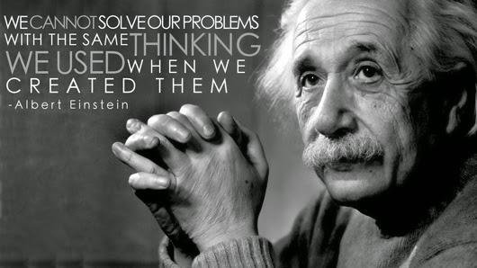 Kutipan / qoutes inspiratif Albert Einstein untuk memotivasi diri