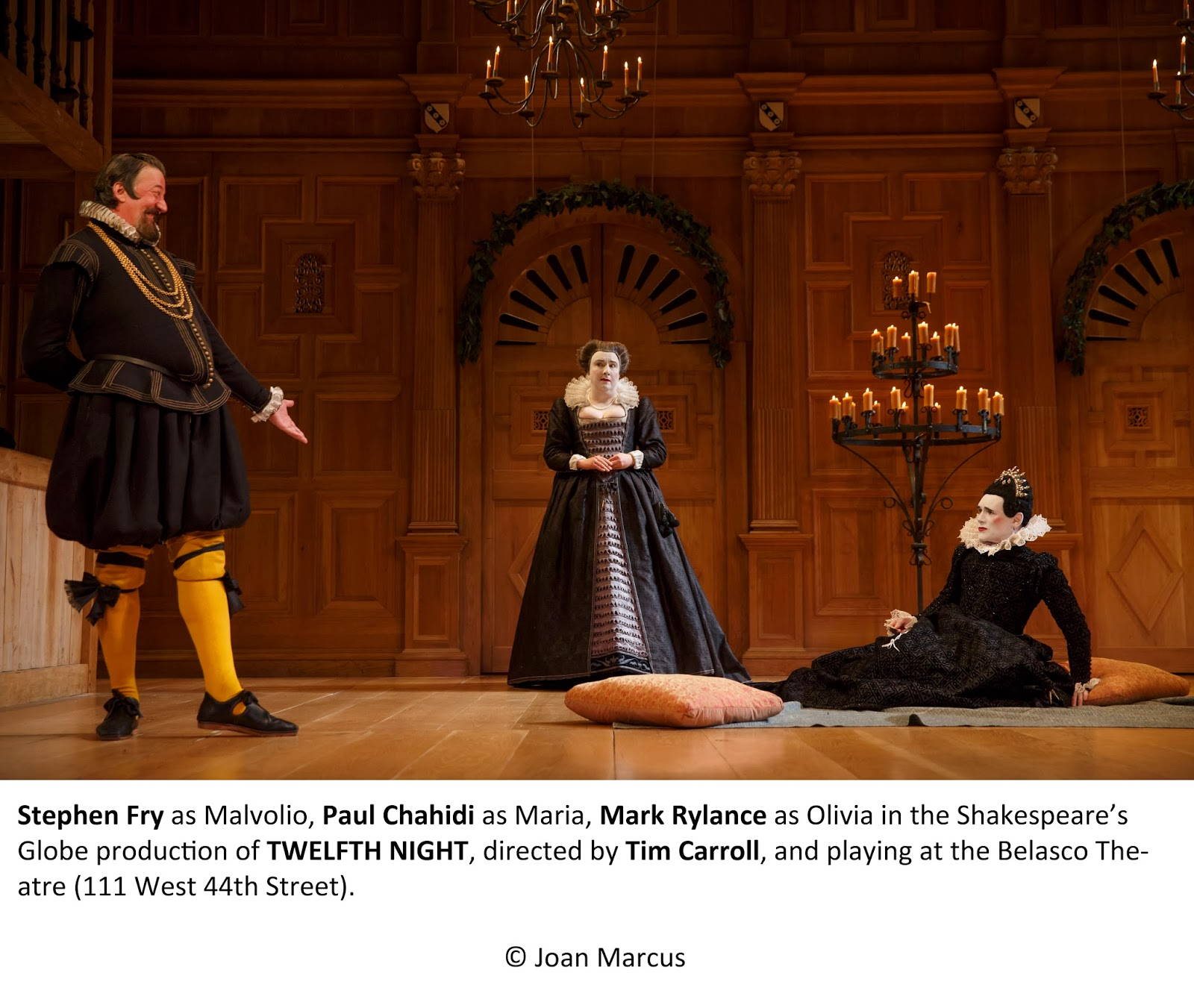 forbes on film footlights  there are no reservations whatsoever about twelfth night which delights from start to finish samuel barnett who essays the tragic queen elizabeth in