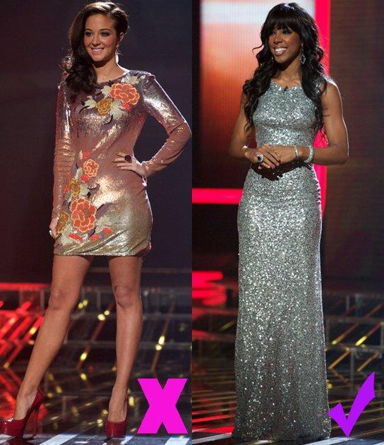 2011 X Factor Fashion