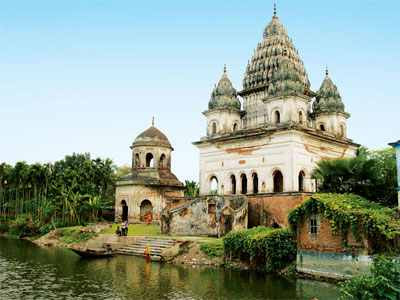 Ancient Temple in Bangladesh