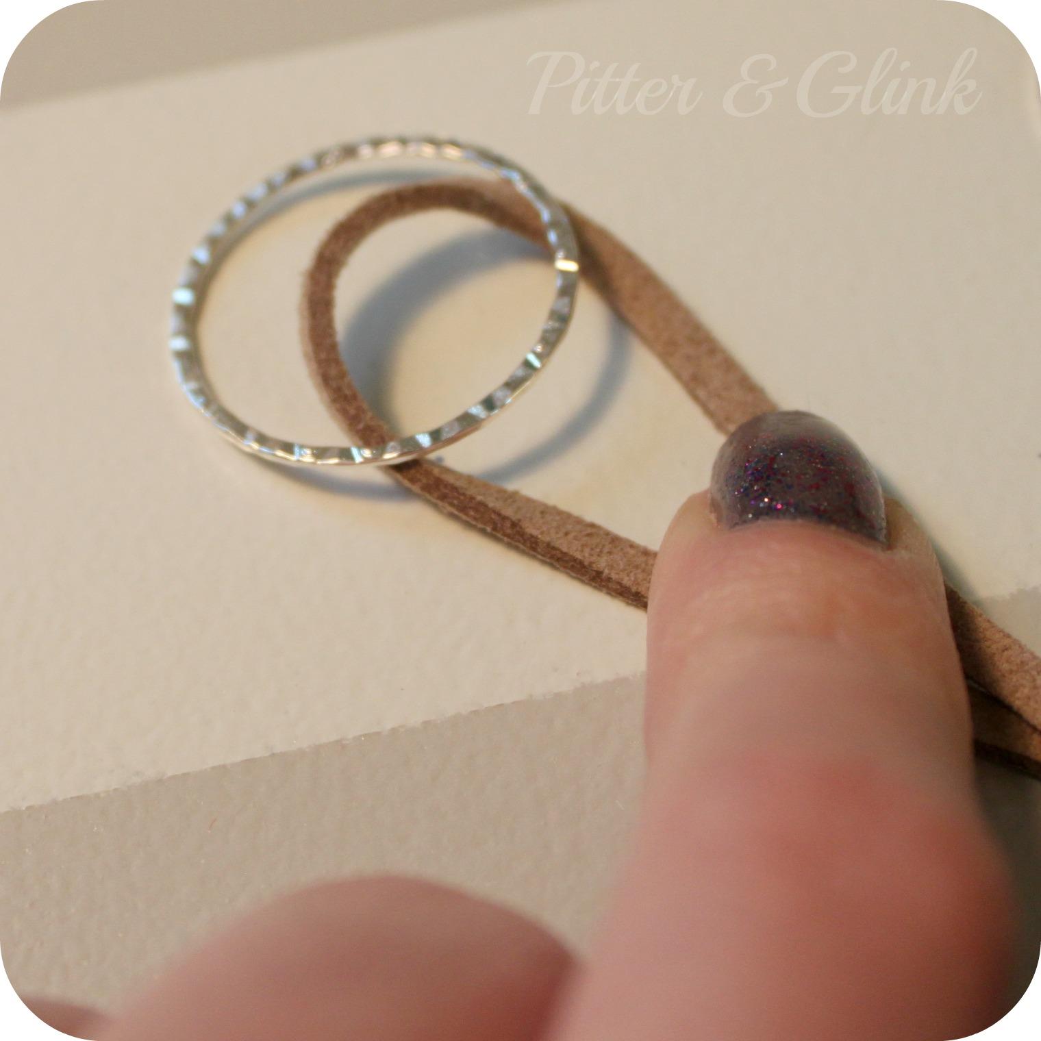 Как сделать браслеты из кожи