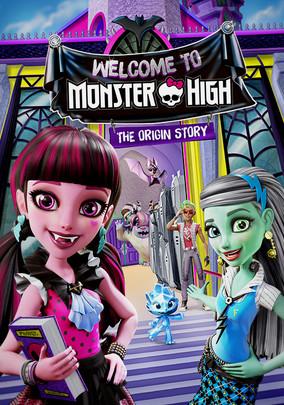 Monster High: Bem Vindo À Monster High Dublado