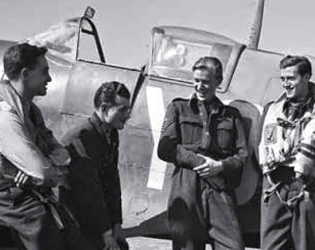 No. 401 Squadron Pilots
