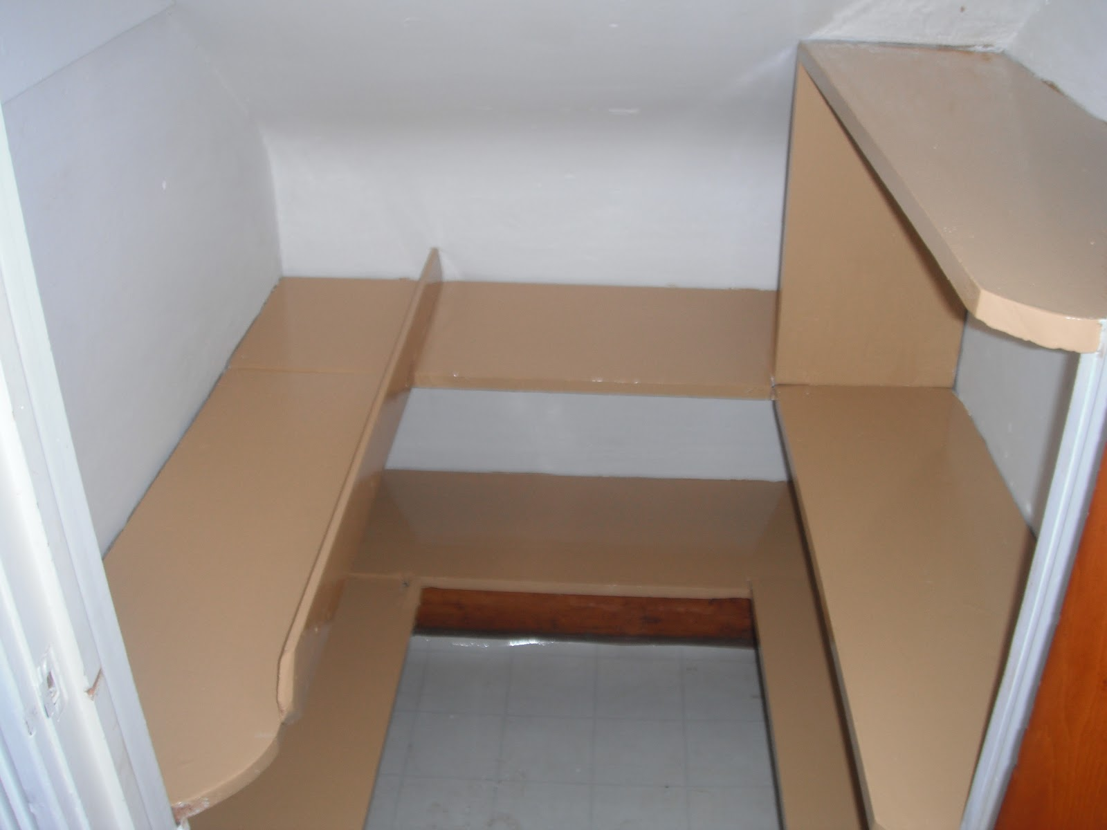 Power Home Solutions Organizing the Closet Under the Stairs