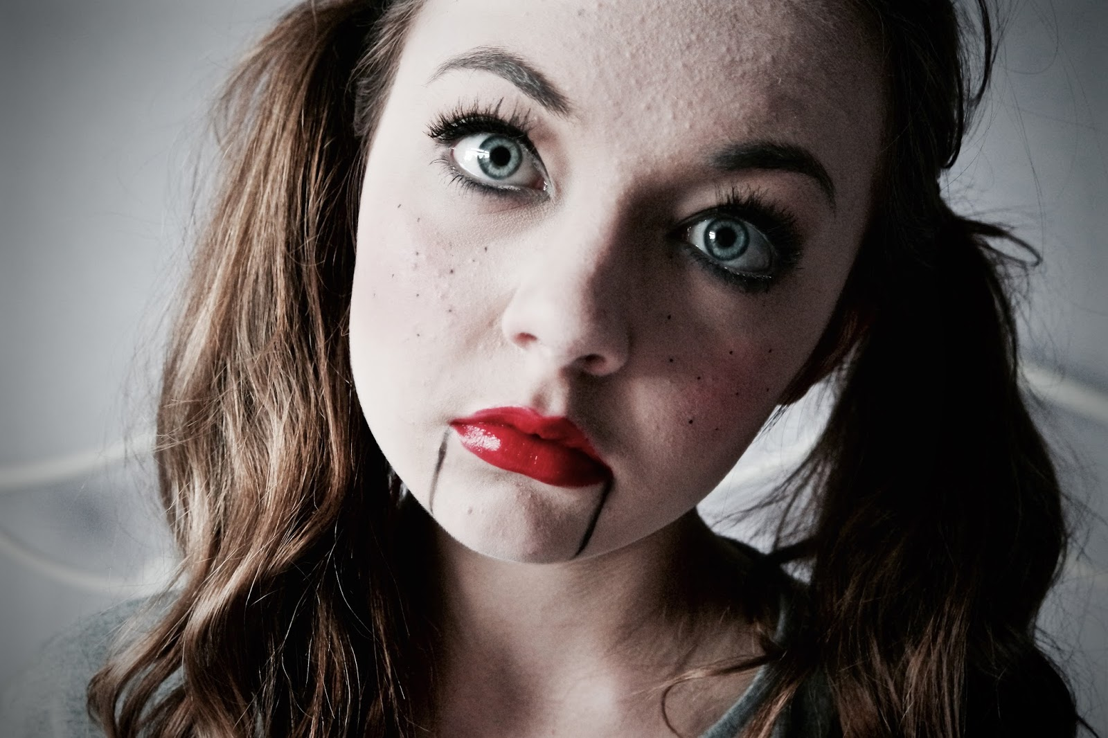 Katie Lou | Beauty, Fashion & Lifestyle Blog: Scary Halloween Doll ...