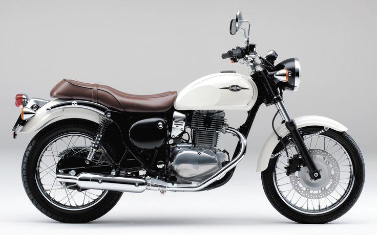 Planet Japan Blog: Kawasaki Estrella 250 2016