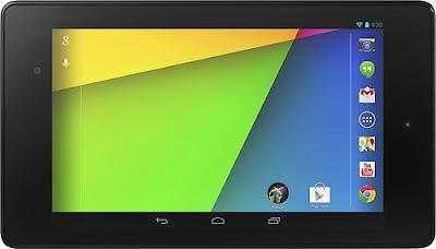 Harga dan spesifikasi Asus Google Nexus 7 2013