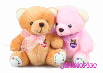 Huge Teddy Bear on Asik Banget Teddy Bearnya Gede Gitu