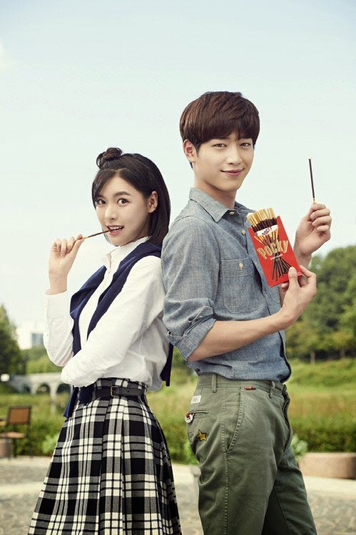 Hello Venus' Alice and actor Seo Kang Joon are new faces of 'Pocky'